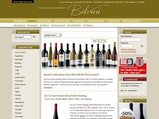 BELViNi.DE Weinversand GmbH