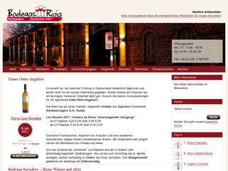 Bodegas Rioja
